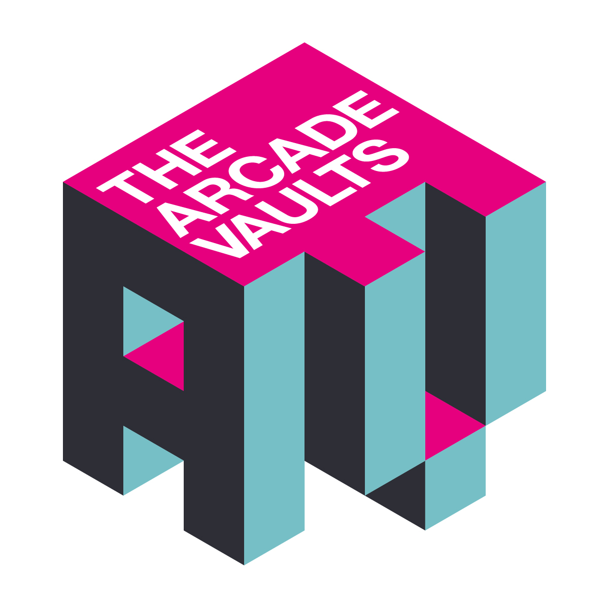 The Arcade Vaults logo