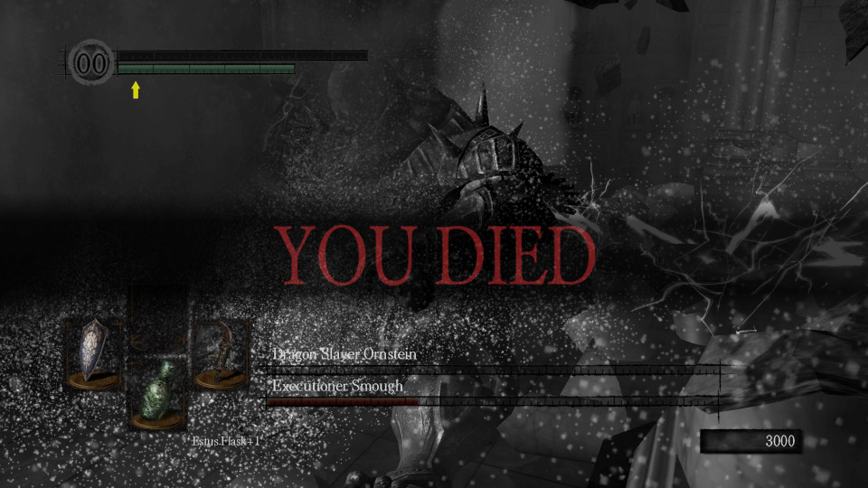 Dark Souls isn't Hard or: How I Learned To Stop Worrying and Love Dying