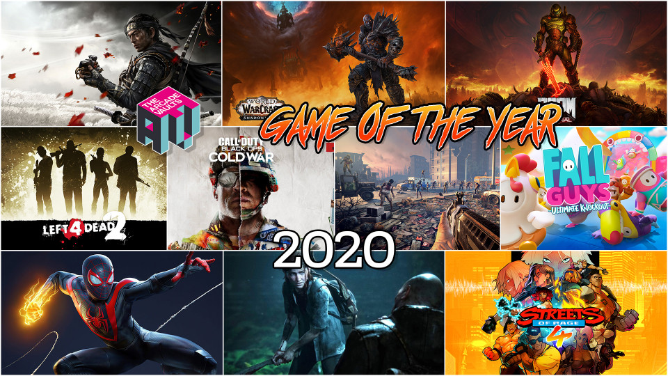 Game(s) of the Year 2020